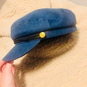 UO Denim Captain Hat